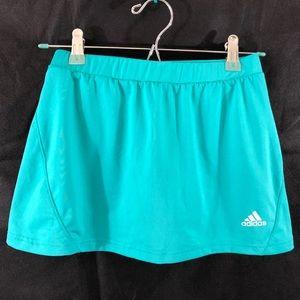 Adidas Adipower Girls Tennis Skirt Skort Size L